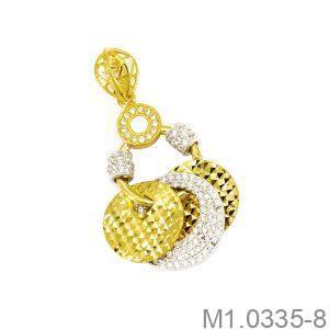 Mặt Dây Chuyền Vàng 10k - M1.0335-8