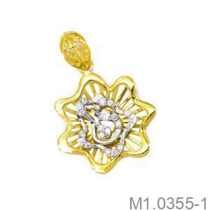 Mặt Dây Chuyền Vàng 10K - M1.0355-1