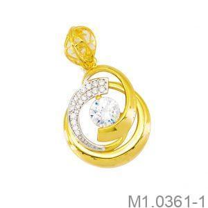 Mặt Dây Chuyền APJ Vàng 10k - M1.0361-1