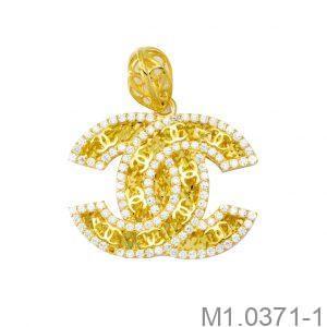Mặt Dây Chuyền Vàng 10k - M1.0371-1