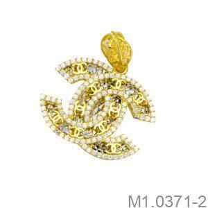 Mặt Dây Chuyền Vàng 10k - M1.0371-2
