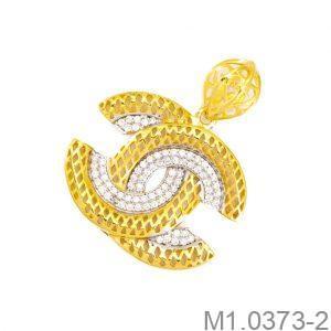 Mặt Dây Chuyền Vàng 10k - M1.0373-2