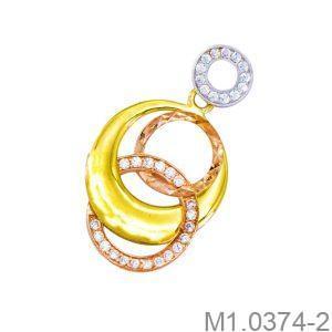 Mặt Dây Chuyền Vàng 10k - M1.0374-2