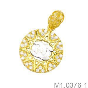 Mặt Dây Chuyền Vàng 10k - M1.0376-1
