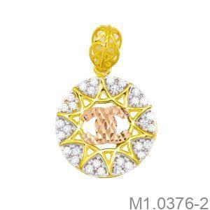 Mặt Dây Chuyền Vàng 10k - M1.0376-2