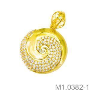 Mặt Dây Chuyền Vàng 10k - M1.0382-1