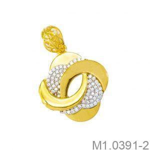 mặt Dây Chuyền APJ Vàng 10k - M1.0391-2