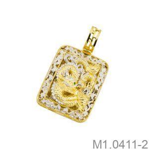 Mặt Dây Chuyền Vàng 10k - M1.0411-2