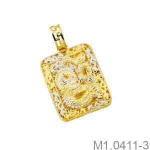 Mặt Dây Chuyền Vàng 10k - M1.0411-3