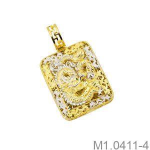 Mặt Dây Chuyền Vàng 10k - M1.0411-4