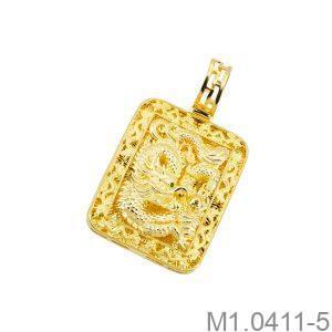 Mặt Dây Chuyền Vàng 10k - M1.0411-5