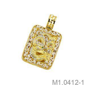 Mặt Dây Chuyền Vàng 10k - M1.0412-1