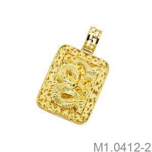 Mặt Dây Chuyền Vàng 10k - M1.0412-2