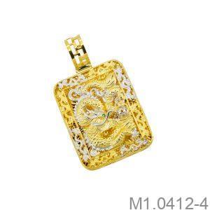 Mặt Dây Chuyền Vàng 10k - M1.0412-4