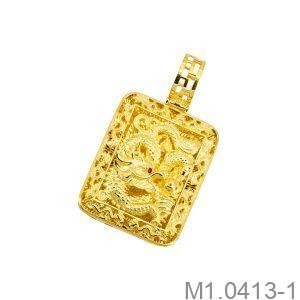 Mặt Dây Chuyền Vàng 10k - M1.0413-1