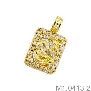 Mặt Dây Chuyền Vàng 10k - M1.0413-2