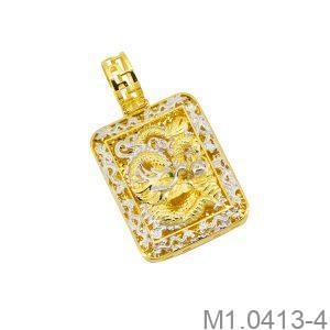 Mặt Dây Chuyền Vàng 10k - M1.0413-4