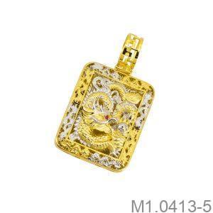 Mặt Dây Chuyền Vàng 10k - M1.0413-5