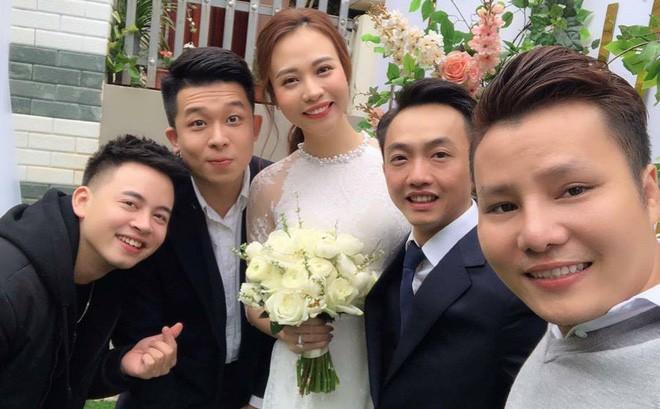 Bất ngờ Cường Đô La và Đàm Thu Trang tổ chức đám hỏi