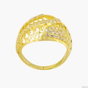 Nhẫn Kiểu Nữ APJ Vàng 18k - BNL6