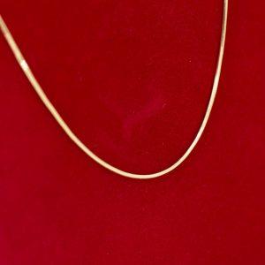 Dây Chuyền Nữ Vàng 18k - DN12