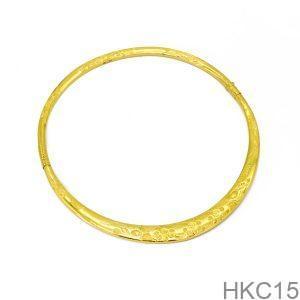 Kiềng Cưới Vàng 24k - HKC15