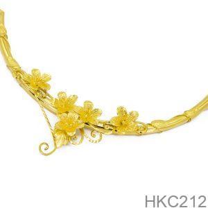 Kiềng Cưới Vàng 24k - HKC212