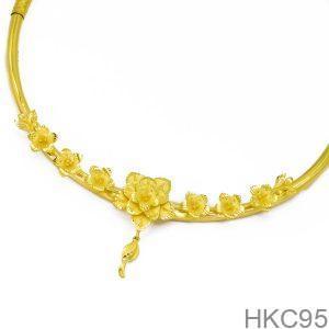 Kiềng Cưới Vàng 24k - HKC95