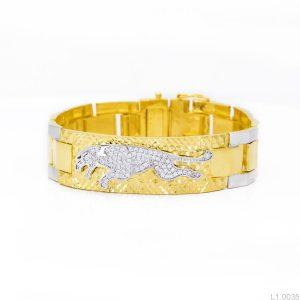 Lắc Tay Nam Vàng 10k - L1.0035