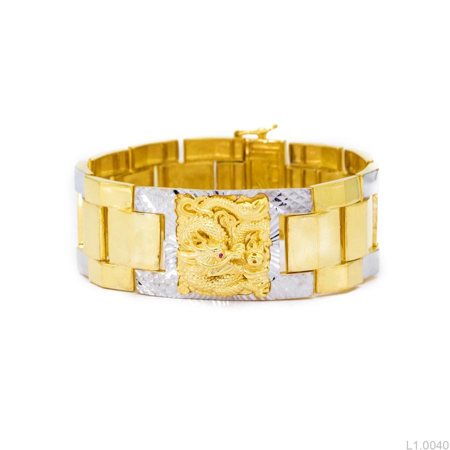 Lắc Tay Nam Vàng 10k - L1.0040
