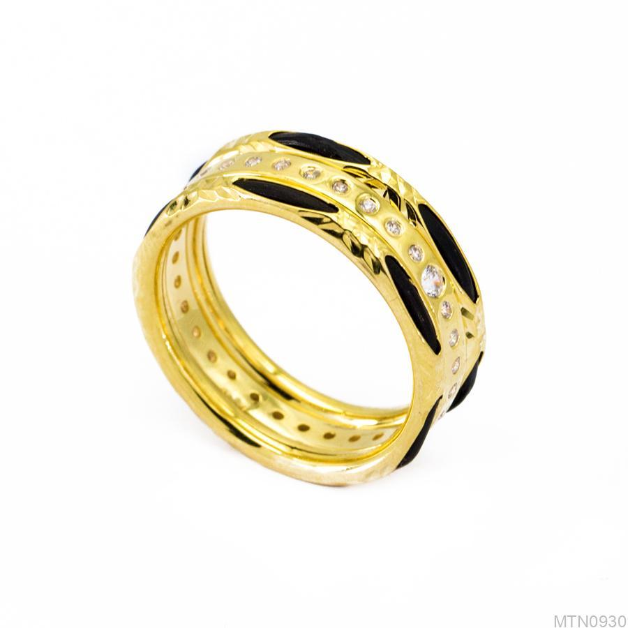Nhẫn Kiểu Nữ Vàng 18k - MTN0930