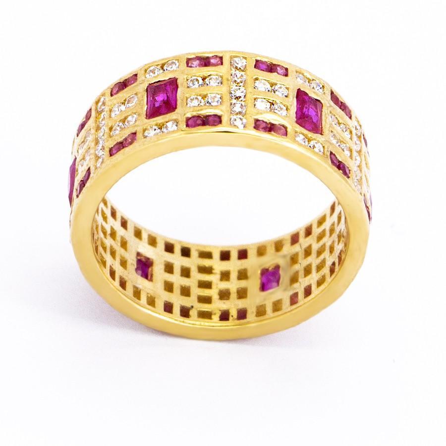Nhẫn Kiểu Nữ APJ Vàng 18k - MTN0961