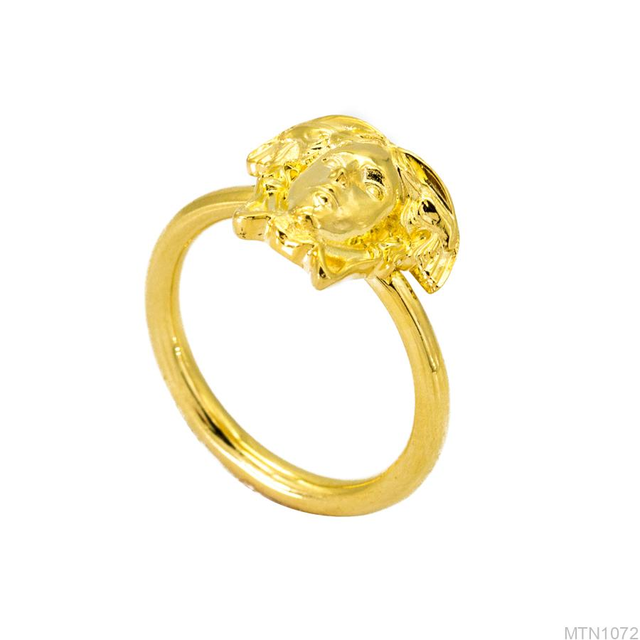 Nhẫn Kiểu Nữ APJ Vàng 18k - MTN1072