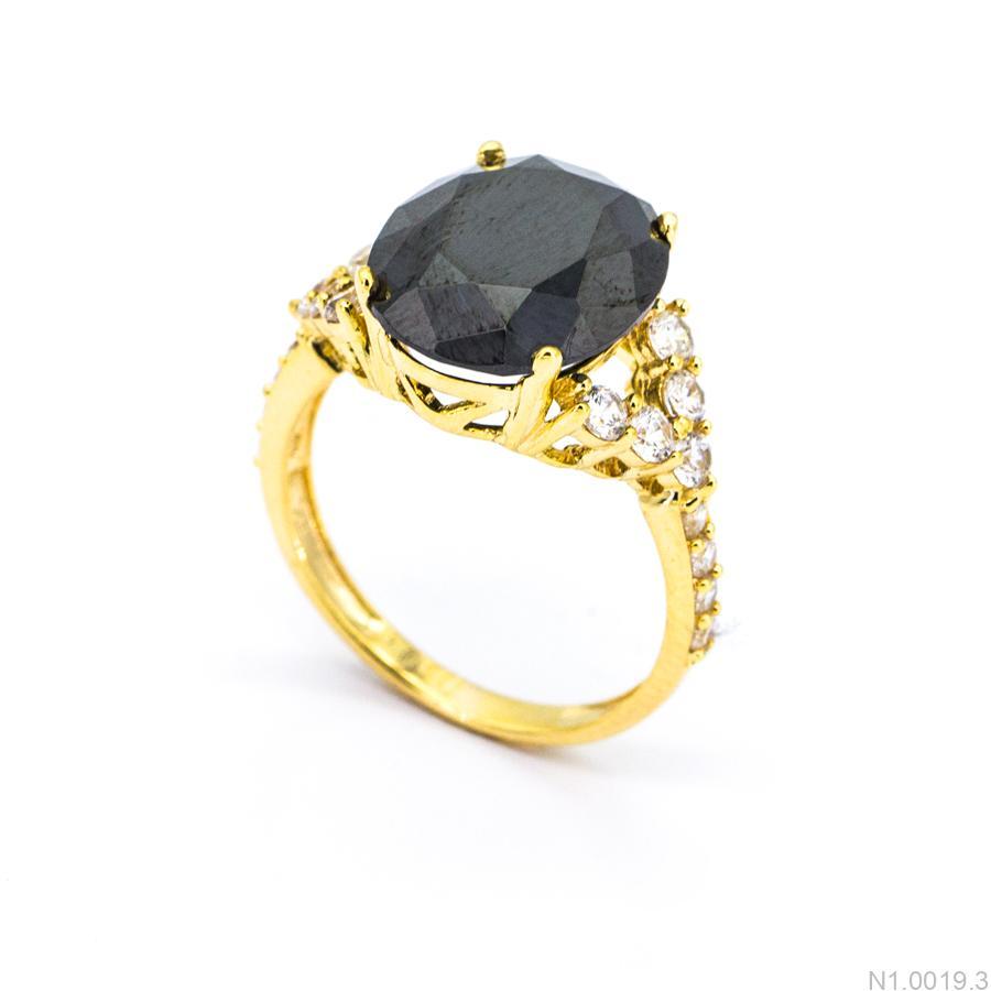 Nhẫn Kiểu Nữ APJ Vàng 18k - N1.0019.3