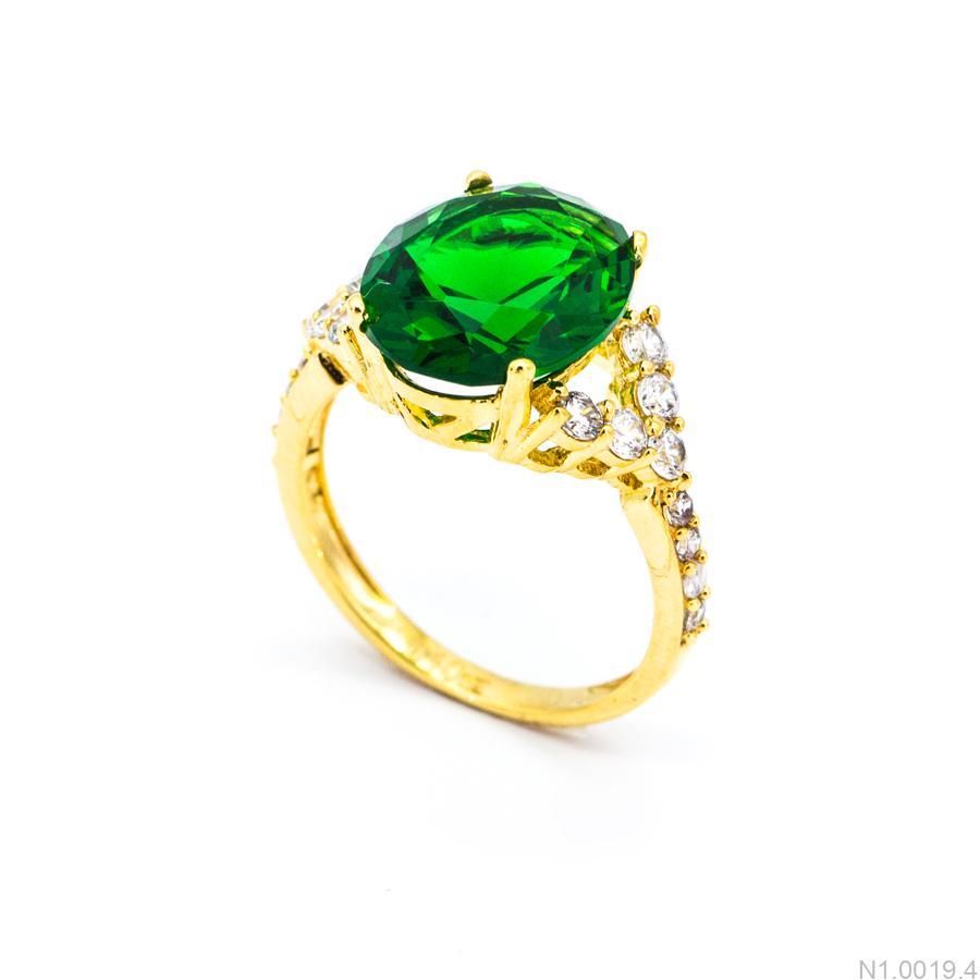 Nhẫn Kiểu Nữ APJ Vàng 18k - N1.0019.4