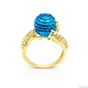 Nhẫn Kiểu Nữ APJ Vàng 18k - N1.0044