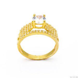 Nhẫn Kiểu Nữ APJ Vàng 18k - N1.0136