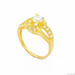 Nhẫn Kiểu Nữ APJ Vàng 18k - N1.0138