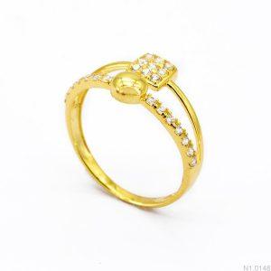 Nhẫn Kiểu Nữ APJ Vàng 18k - N1.0148