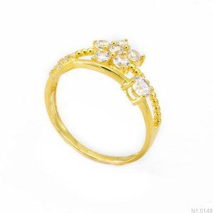 Nhẫn Nữ Vàng 18k Đính Đá CZ - N1.0149