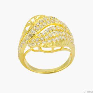 Nhẫn Kiểu Nữ APJ Vàng 18k - N1.0158