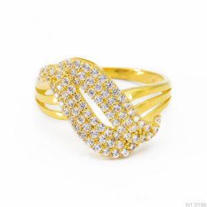 Nhẫn Kiểu Nữ APJ Vàng 18k - N1.0166
