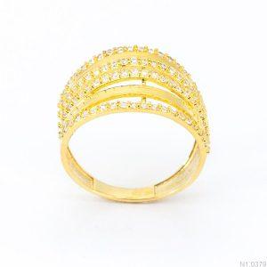 Nhẫn Kiểu Nữ APJ Vàng 18k - N1.0379
