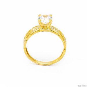 Nhẫn Kiểu Nữ APJ Vàng 18k - N1.0391