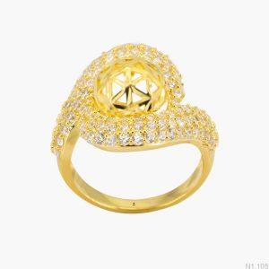 Nhẫn Kiểu Nữ APJ Vàng 18k - N1.105