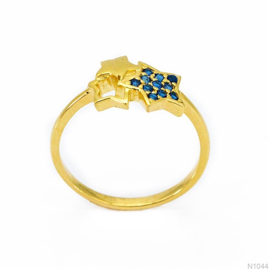 Nhẫn Kiểu Nữ vàng 18k - N1044