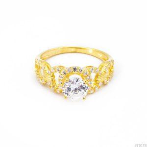 Nhẫn Kiểu Nữ APJ Vàng 18k - N1078