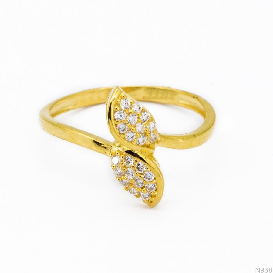 Nhẫn Kiểu Nữ Vàng 18k - N968