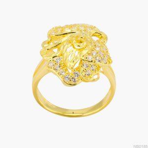 Nhẫn Kiểu Nữ APJ Vàng 18k - NB0185