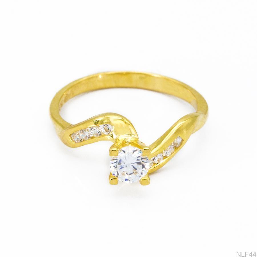 Nhẫn Kiểu Nữ vàng 18k - NLF44